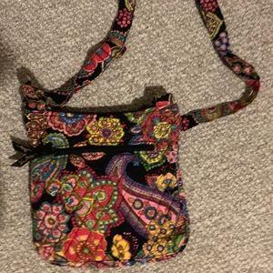Vera Bradley Cross Brody Bag